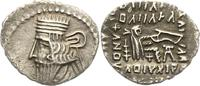 Drachme 105 - 147 n. Chr. Parther Vologases III. 105 - 147. Sehr schön  65,00 EUR  +  4,00 EUR shipping