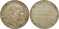 Ausbeutetaler 1857  A Brandenburg-Preußen Friedrich Wilhelm IV. 1840-18... 125,00 EUR  +  4,00 EUR shipping