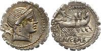 Denar  Republik C. Naevius Balbus 79 v. Chr.. Schöne Patina. Vorzüglich... 345,00 EUR kostenloser Versand
