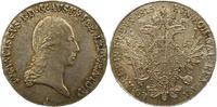 Taler 1815  A Haus Habsburg Franz II.(I.) 1792-1835. Vorzüglich +  275,00 EUR