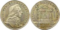 Salzburg Jetton zu 10 Kreuzern Hieronymus Graf Colloredo 1772-1803.
