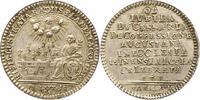 Silbermedaille 1730 Isny, Stadt  Vorzüglich  650,00 EUR kostenloser Versand