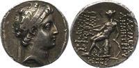Drachme 145 v. Chr Seleukiden Demetrios II. 145 - 140, 129 - 125 v. Chr... 125,00 EUR  +  4,00 EUR shipping