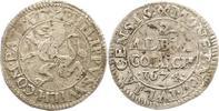 2 Albus 1674 Jülich-Berg Philipp Wilhelm 1653-1679. Sehr schön  55,00 EUR  zzgl. 4,00 EUR Versand