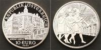 10 Euro 2002 Österreich Euro. Polierte Platte  30,00 EUR