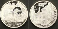 10 Euro 2009 Österreich Euro. Polierte Platte.  30,00 EUR