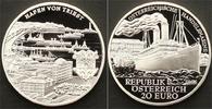 20 Euro 2006 Österreich Euro. Polierte Platte  32,00 EUR
