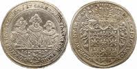 Taler 1627 Brandenburg-Ansbach Friedrich, Albert und Christian 1625-163... 375,00 EUR kostenloser Versand