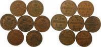 3 Pfennig 1759 Mainz-Erzbistum Johann Friedrich Karl Graf von Ostein 17... 225,00 EUR  zzgl. 4,00 EUR Versand