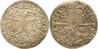6 Kreuzer 1530 Brandenburg-Franken Georg der Fromme, allein 1527-1537. ... 295,00 EUR