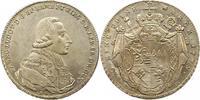 Konventionstaler 1779 Würzburg-Bistum Franz Ludwig von Erthal 1779-1795... 1250,00 EUR free shipping