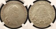 2/3 Taler 1767 Hessen-Kassel Friedrich II. 1760-1785. NGC VF justiert. ... 100,00 EUR  +  4,00 EUR shipping
