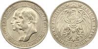 3 Mark 1911  A Preußen Wilhelm II. 1888-1918. Vorzüglich - Stempelglanz  55,00 EUR  zzgl. 4,00 EUR Versand
