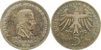 Münzen der Bundesrepublik Deutschland 5 Mark Mark 1945-2001.