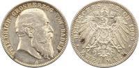 2 Mark 1905  G Baden Friedrich I. 1856-1907. Winz. Flecken, vorzüglich +  55,00 EUR  zzgl. 4,00 EUR Versand