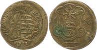 3 Pfennig 1696 Sachsen-Albertinische Linie Friedrich August I. 1694-173... 65,00 EUR  zzgl. 4,00 EUR Versand