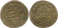 3 Pfennig 1622 Quedlinburg-Abtei Dorothea Sophie 1618-1645. Fast sehr s... 32,00 EUR  zzgl. 4,00 EUR Versand