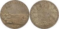 Doppeltaler 1841 Frankfurt-Stadt  Schöne Patina. Winz. Schrötlingsfehle... 395,00 EUR kostenloser Versand