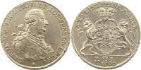1/2 Taler 1769 Löwenstein-Wertheim-Rochefort Karl Thomas 1735-1789. Lei... 395,00 EUR free shipping