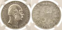Taler 1864  A Mecklenburg-Schwerin Friedrich Franz II. 1842-1883. NGC X... 195,00 EUR  zzgl. 4,00 EUR Versand