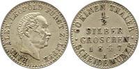 Lippe, Grafschaft 1/2 Silbergroschen 1847  A Minimale raue Oberfläche de... 42,00 EUR  zzgl. 4,00 EUR Versand