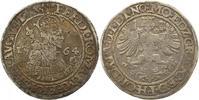 Ostfriesland Taler 1564 Winz. Prägeschwäche, sehr schön Edzard, Christop... 375,00 EUR kostenloser Versand