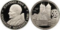 Osnabrück-Stadt Silbermedaille 1980 Polierte Platte  21,00 EUR  zzgl. 4,00 EUR Versand