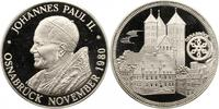 Osnabrück-Stadt Silbermedaille 1980 Polierte Platte. Vorzüglich - Stempe... 18,00 EUR  zzgl. 4,00 EUR Versand