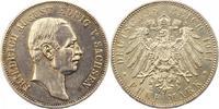 5 Mark 1914  E Sachsen Friedrich August III. 1904-1918. Winz. Flecken, ... 75,00 EUR  +  4,00 EUR shipping