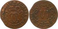 Waldeck 6 Pfennig 1730 Prägeschwäche, sehr schön Karl August Friedrich 1... 35,00 EUR  zzgl. 4,00 EUR Versand