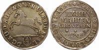 Braunschweig-Wolfenbüttel 24 Mariengroschen Landmünze 1 1694 Sehr schön ... 65,00 EUR  zzgl. 4,00 EUR Versand