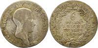 Brandenburg-Preußen 1/6 Taler 1812  A Schön - sehr schön Friedrich Wilhe... 12,00 EUR  zzgl. 4,00 EUR Versand