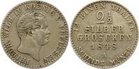 Brandenburg-Preußen 2 1/2 Silbergroschen 1848  A Winz. Kratzer, sehr sch... 10,00 EUR  zzgl. 4,00 EUR Versand