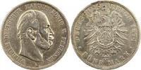 5 Mark 1874  A Preußen Wilhelm I. 1861-1888. Schön - sehr schön  26,00 EUR