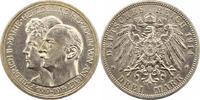 3 Mark 1914  A Anhalt Friedrich II. 1904-1918. Vorzüglich  64,00 EUR