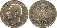 3 Mark 1908  G Baden Friedrich II. 1907-1918. Sehr schön  22,00 EUR