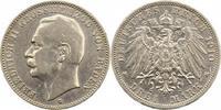 3 Mark 1910  G Baden Friedrich II. 1907-1918. Sehr schön  20,00 EUR