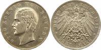 3 Mark 1911  D Bayern Otto 1886-1913. Vorzüglich - Stempelglanz  30,00 EUR