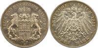 3 Mark 1911  J Hamburg  Sehr schön - vorzüglich  22,00 EUR