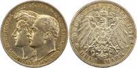 3 Mark 1910  A Sachsen-Weimar-Eisenach Wilhelm Ernst 1901-1918. Vorzügl... 80,00 EUR