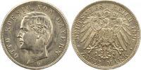 2 Mark 1896  D Bayern Otto 1886-1913. Vorzüglich - Stempelglanz  145,00 EUR