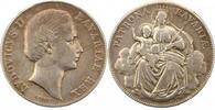 Taler 1864-1886 Bayern Ludwig II. 1864-1886. Rand bearbeitet, schön - s... 45,00 EUR