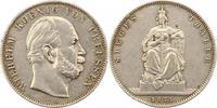 Siegestaler 1871  A Brandenburg-Preußen Wilhelm I. 1861-1888. Henkelspu... 30,00 EUR