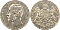 Taler 1866  B Braunschweig-Calenberg-Hannover Georg V. 1851-1866. Winz.... 65,00 EUR