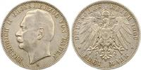 3 Mark 1909  G Baden Friedrich II. 1907-1918. Sehr schön  19,00 EUR