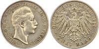 2 Mark 1905  A Preußen Wilhelm II. 1888-1918. Sehr schön  15,00 EUR