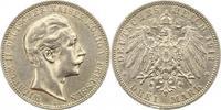 3 Mark 1912  A Preußen Wilhelm II. 1888-1918. Randfehler, vorzüglich  16,00 EUR
