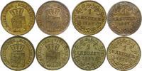 Kreuzer 1871 Bayern Ludwig II. 1864-1886. Vorzüglich - Stempelglanz  15,00 EUR