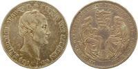 Ausbeutetaler 1854 Sachsen-Albertinische Linie Friedrich August II. 183... 135,00 EUR