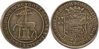 Ausbeute 1/6 Taler 1745 Stolberg-Stolberg Christoph Ludwig und Friedric... 100,00 EUR